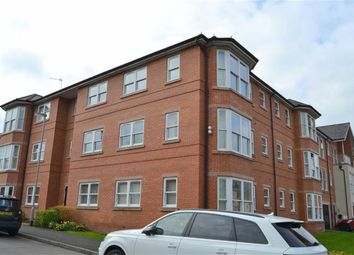 Thumbnail 2 bed flat for sale in Birchtree Drive, Cheddleton, Leek