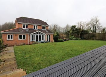 Thumbnail 4 bedroom detached house for sale in Chapmans Meadows, Ashby-De-La-Zouch