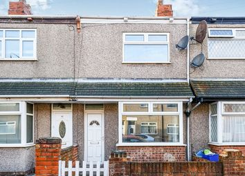 3 bed terraced house for sale in Donnington Street, Grimsby DN32