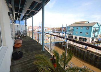 Thumbnail 2 bed flat for sale in Regatta Court, Shelly Road, Exmouth, Devon