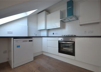 Thumbnail 2 bed flat to rent in Quernmore Road, Stroud Green