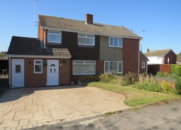 3 bed semi-detached house for sale in Banburies Close, Bletchley, Milton Keynes MK3