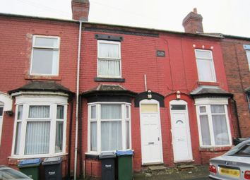 Thumbnail 3 bedroom terraced house for sale in Holly Lane, Smethwick