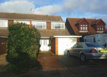 Thumbnail 4 bed semi-detached house for sale in Wickford, Essex, .