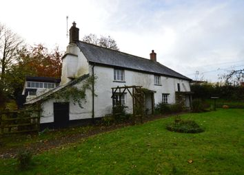 Thumbnail 3 bed cottage for sale in Northlew, Okehampton