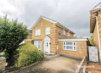 Thumbnail 4 bed detached house for sale in Ascot Close, Elstree, Borehamwood, Hertfordshire