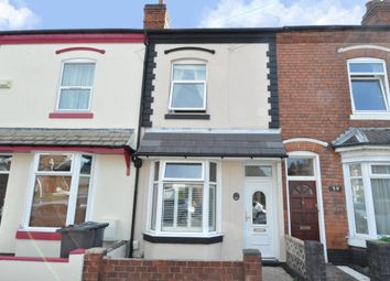 Thumbnail 2 bed terraced house for sale in Lea House Road, Stirchley, Birmingham