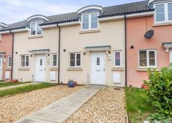 Thumbnail 2 bed terraced house for sale in Cunningham Road, Yeovil