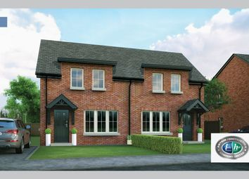 Thumbnail 3 bedroom semi-detached house for sale in Porter Green, Ballyhampton Road, Larne
