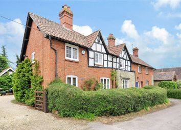 Thumbnail 4 bed semi-detached house for sale in Dark Lane North, Steeple Ashton, Wiltshire