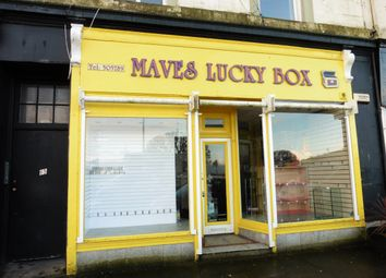 Thumbnail Retail premises for sale in Mave's Lucky Box, 67, Victoria Street, Rothesay, Isle Of Bute