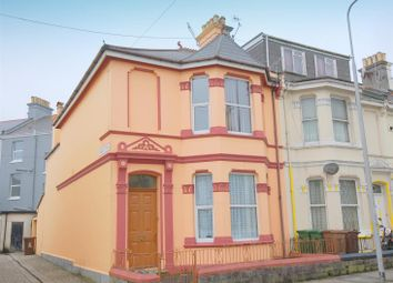 Thumbnail 3 bedroom end terrace house for sale in Molesworth Road, Stoke, Plymouth