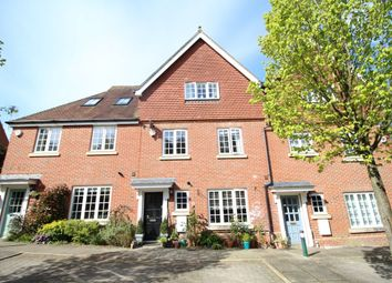 Thumbnail 4 bed terraced house for sale in Wychwood Place, Winchester