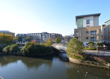 Thumbnail 2 bed flat to rent in Dorey House, Brentford Lock, Brentford