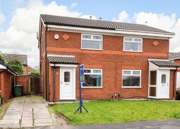 2 bed semi-detached house for sale in Chisacre Drive, Shevington, Wigan WN6