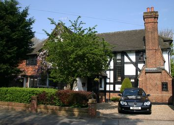 Thumbnail 5 bed detached house for sale in Heath Drive, Exhibition Estate, Gidea Park