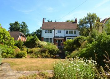 Thumbnail 5 bed detached house to rent in Loom Lane, Radlett