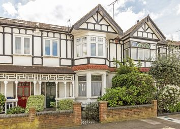Thumbnail 1 bed flat for sale in Lancaster Gardens, London