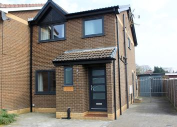 Thumbnail 3 bed semi-detached house for sale in Lochinch Close, Blackpool