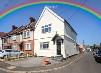 Thumbnail 2 bed end terrace house to rent in Tredegar Road, Wilmington, Kent
