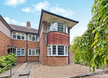 Thumbnail 2 bed maisonette for sale in Kingston Road, Ewell, Surrey.