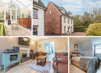 Thumbnail 6 bed detached house for sale in Grosmont Way, Coedkernew, Newport