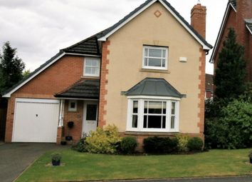 Thumbnail 4 bed detached house for sale in Edderston Ridge, Peebles