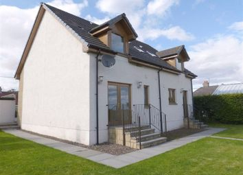 Thumbnail 4 bed detached house to rent in Main Street, Muirdrum, Carnoustie, Angus