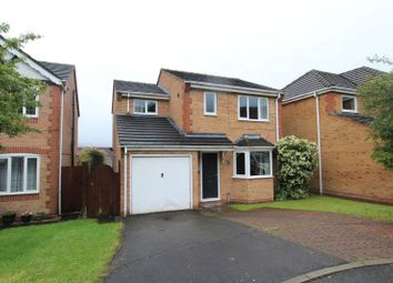 Thumbnail 3 bedroom detached house for sale in Arkwright Close, Darley Dale
