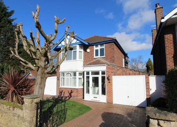 Highfield Road, Nuthall, Nottingham NG16. 3 bed detached house for sale
