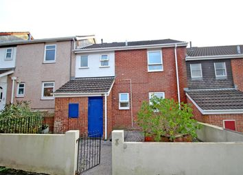 Thumbnail 3 bed terraced house for sale in Dockray Close, Thornbury, Plymouth