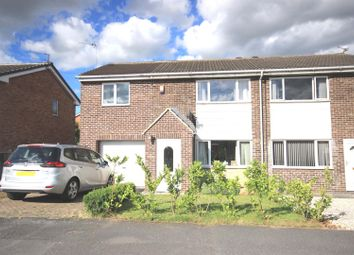 Thumbnail 3 bed semi-detached house for sale in The Lings, Armthorpe, Doncaster