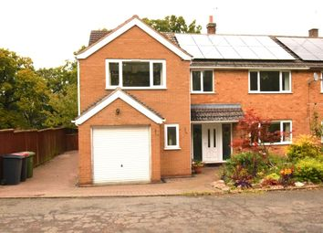Thumbnail 4 bed semi-detached house for sale in Rescue Copse, Spring Hill, New Arley, Coventry