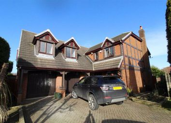 4 bed detached house to rent in Kingsmuir Avenue, Fulwood, Preston PR2