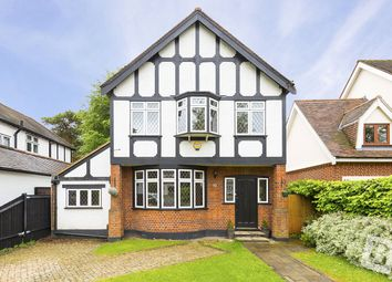 Thumbnail 4 bed detached house for sale in Parkway, Gidea Park, Essex