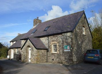 Thumbnail 2 bed cottage to rent in Llanddeusant, Llangadog