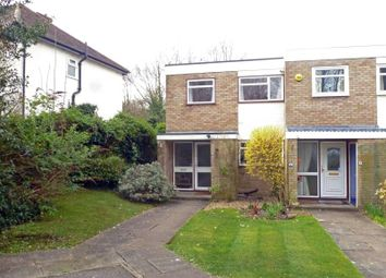 Thumbnail 2 bedroom end terrace house to rent in Rofant Road, Northwood