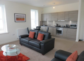Thumbnail 2 bedroom flat to rent in Perwinnes Crescent, Aberdeen