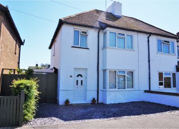 Thumbnail 3 bed semi-detached house for sale in Mardale Road, Worthing
