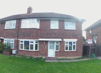 Thumbnail 2 bedroom flat to rent in Jemmett Road, Ashford, Kent