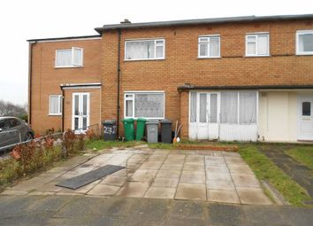 Thumbnail 3 bed terraced house for sale in Woodside Avenue, Alsager, Stoke-On-Trent