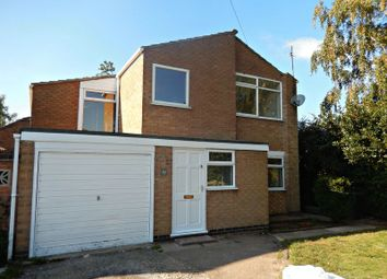 Thumbnail 4 bedroom detached house to rent in East Acres, Cotgrave, Nottingham