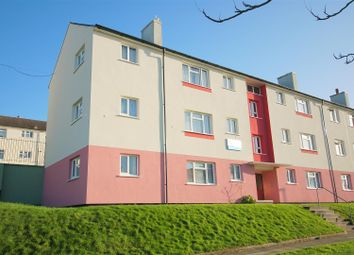 Thumbnail 2 bed flat for sale in Ross Street, Plymouth