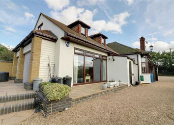 Thumbnail 3 bed detached bungalow for sale in Station Road, East Tilbury, Tilbury