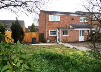 Thumbnail 2 bed end terrace house to rent in Norlan Drive, Birmingham