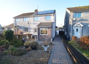 Thumbnail 3 bedroom semi-detached house for sale in John Colligan Drive, Cleator Moor