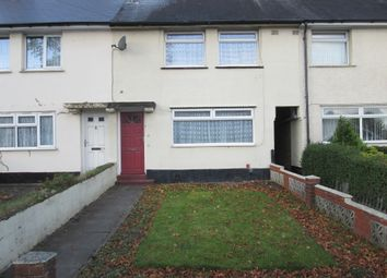 Thumbnail 3 bed terraced house to rent in Daisy Farm Road, Birmingham