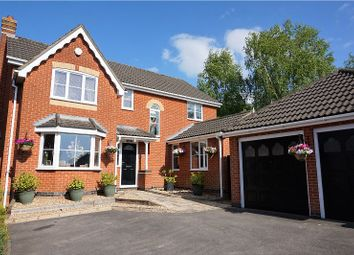 Thumbnail 4 bed detached house for sale in Barkers Mead, Yate