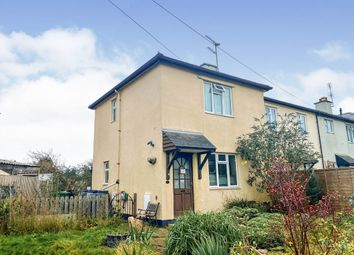 Thumbnail 2 bed end terrace house for sale in Wallis Avenue, Hereford