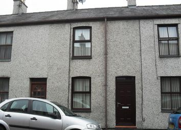 Thumbnail 2 bed terraced house to rent in 22, William Street, Caernarfon